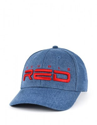 double-red-redjeans-3d-embroidery-logo-cap-blue
