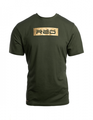 t-shirt-gold-forever-army-green