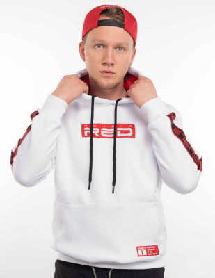 unisex-fck-covid-hoodie-whitered